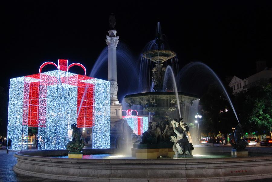 Рождественский Лиссабон