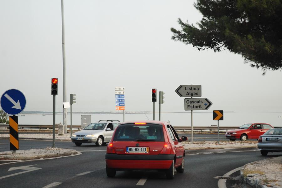 Дорожное движение в Португалии. Часть 2.