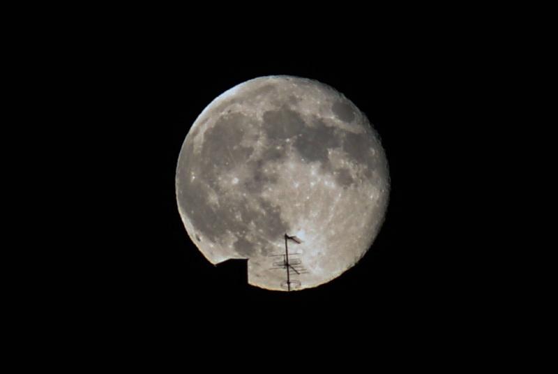 Про Луну и не только