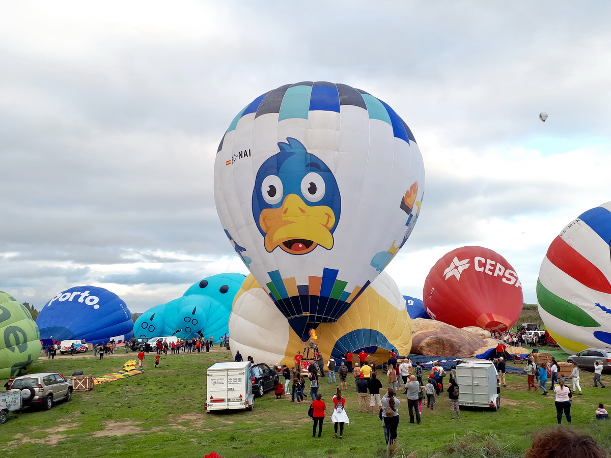Коруши (Coruche) и фестиваль воздухоплавания
