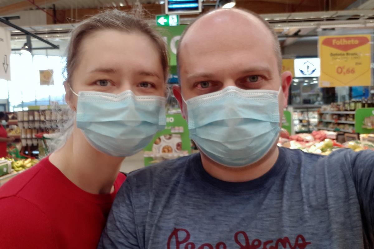Коронавирус. Хроники пандемии в Португалии.